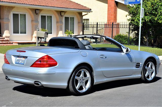2003 Mercedes-Benz SL500 Reseda, CA 1