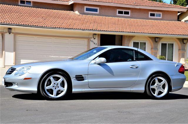 2003 Mercedes-Benz SL500 Reseda, CA 12