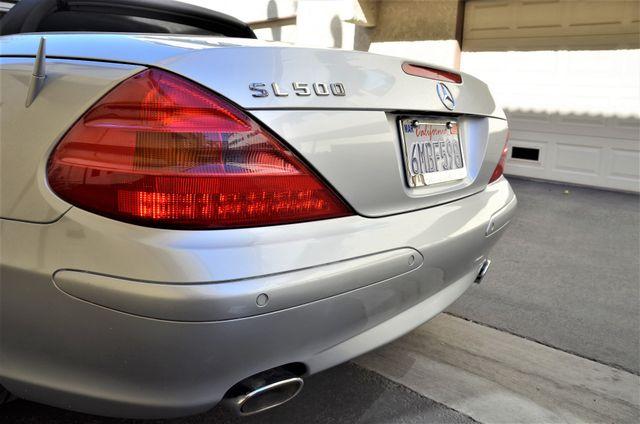2003 Mercedes-Benz SL500 Reseda, CA 44