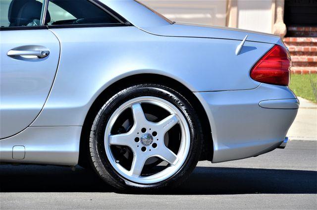 2003 Mercedes-Benz SL500 Reseda, CA 14