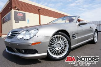 2003 Mercedes-Benz SL55 AMG SL Class 55 Convertible Supercharged V8 | MESA, AZ | JBA MOTORS in Mesa AZ