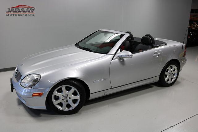 2003 Mercedes-Benz SLK230 2.3L Merrillville, Indiana 19