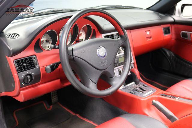 2003 Mercedes-Benz SLK230 2.3L Merrillville, Indiana 7