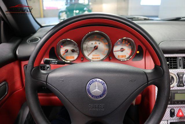 2003 Mercedes-Benz SLK230 2.3L Merrillville, Indiana 13