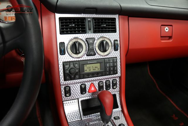 2003 Mercedes-Benz SLK230 2.3L Merrillville, Indiana 15