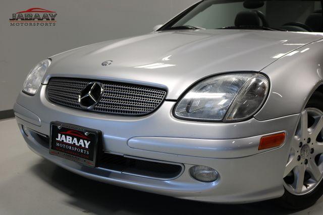 2003 Mercedes-Benz SLK230 2.3L Merrillville, Indiana 20
