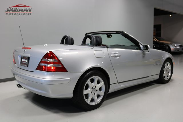 2003 Mercedes-Benz SLK230 2.3L Merrillville, Indiana 2