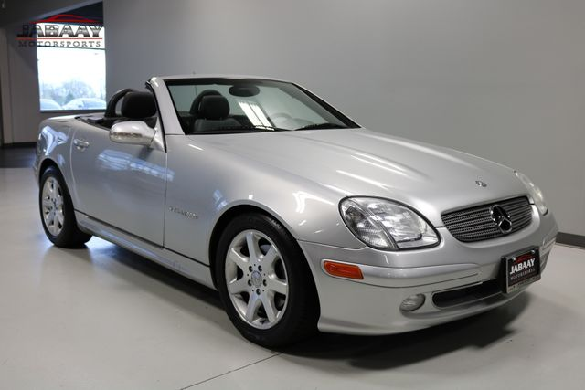 2003 Mercedes-Benz SLK230 2.3L Merrillville, Indiana 4
