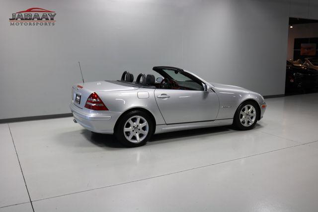 2003 Mercedes-Benz SLK230 2.3L Merrillville, Indiana 26