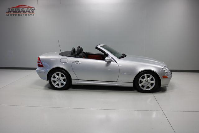 2003 Mercedes-Benz SLK230 2.3L Merrillville, Indiana 28