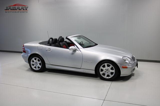 2003 Mercedes-Benz SLK230 2.3L Merrillville, Indiana 29