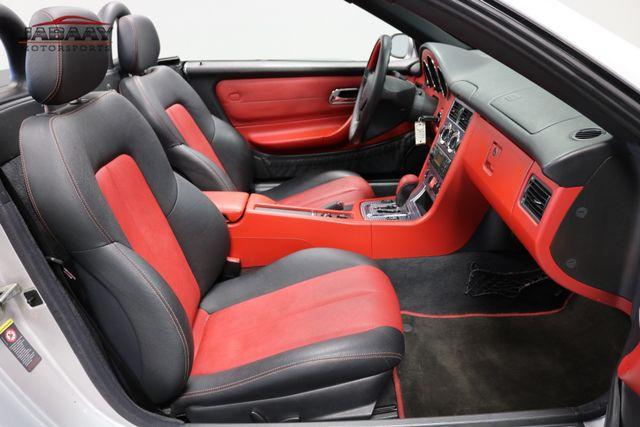 2003 Mercedes-Benz SLK230 2.3L Merrillville, Indiana 11