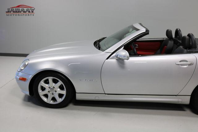 2003 Mercedes-Benz SLK230 2.3L Merrillville, Indiana 22