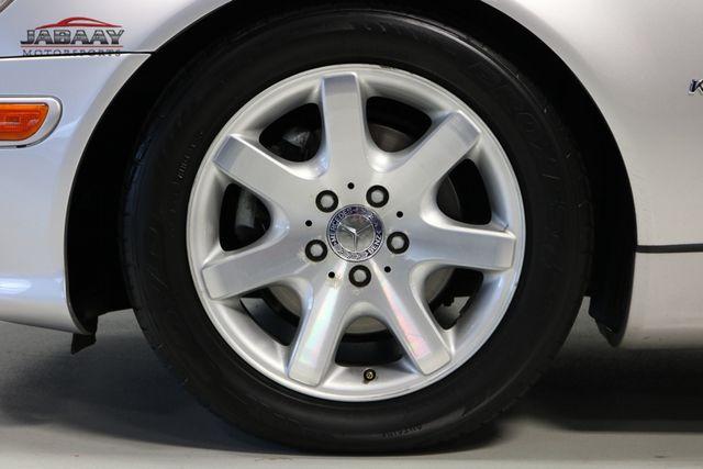 2003 Mercedes-Benz SLK230 2.3L Merrillville, Indiana 30