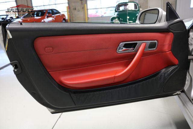 2003 Mercedes-Benz SLK230 2.3L Merrillville, Indiana 17