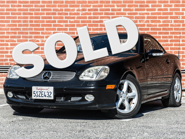 Used mercedes benz slk class for sale bakersfield ca for Used mercedes benz for sale in california