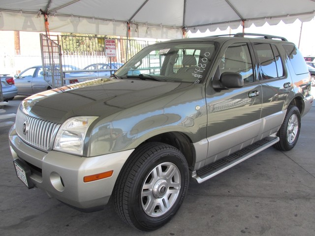 2003 Mercury Mountaineer Convenience Please call or e-mail to check availability All of our vehi