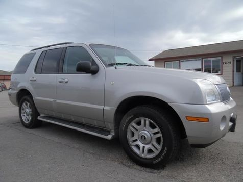2003 Mercury Mountaineer Convenience in