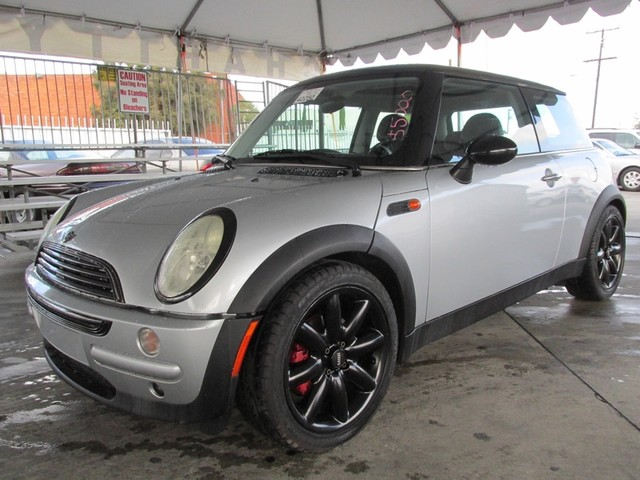 2003 MINI Hardtop Please call or e-mail to check availability All of our vehicles are available