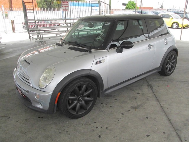 2003 MINI Hardtop S Please call or e-mail to check availability All of our vehicles are availab