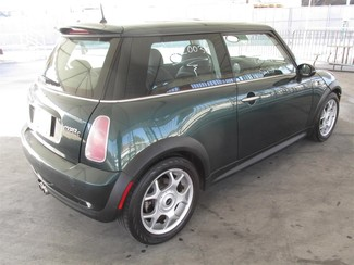 2003 Mini Hardtop S Gardena, California 2