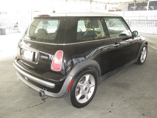 2003 Mini Hardtop Gardena, California 2