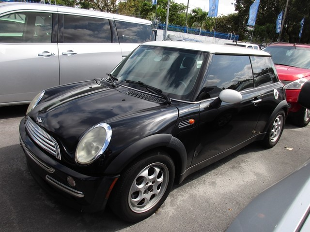 2003 MINI Hardtop Come and visit us at oceanautosalescom for our expanded inv