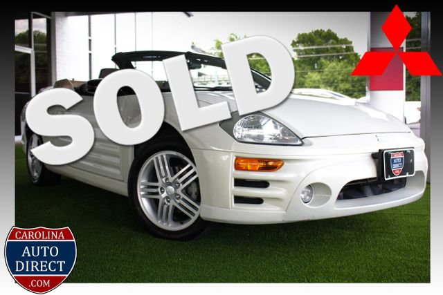2003 Mitsubishi Eclipse GT - ONLY 61K MILES! Mooresville , NC 0
