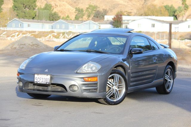 2003 Mitsubishi Eclipse GTS Santa Clarita, CA 4