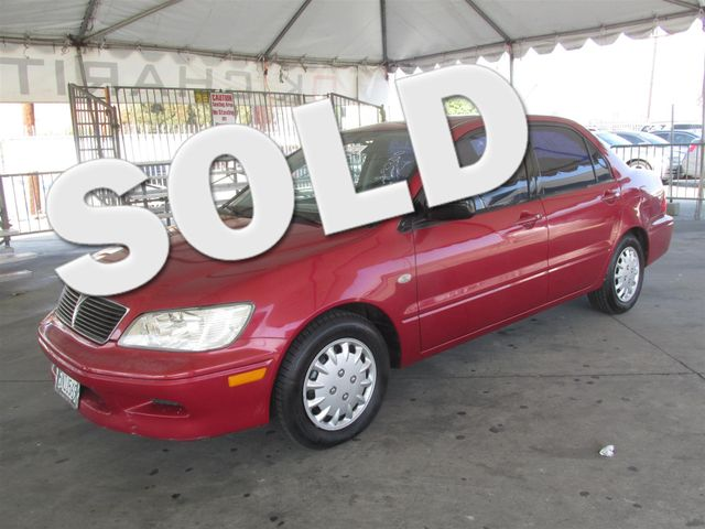 2003 Mitsubishi Lancer ES Please call or e-mail to check availability All of our vehicles are a