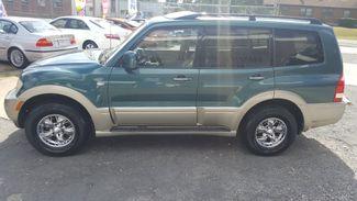 2003 Mitsubishi Montero LTD Birmingham, Alabama 2