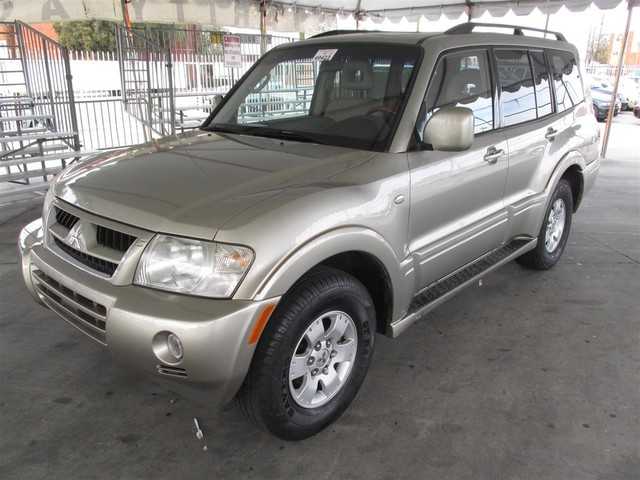2003 Mitsubishi Montero LTD This particular Vehicle comes with 3rd Row Seat Please call or e-mail