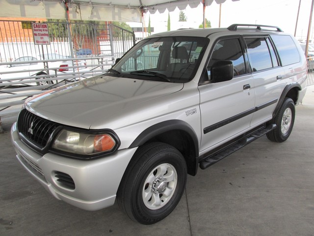 2003 Mitsubishi Montero Sport ES Please call or e-mail to check availability All of our vehicles