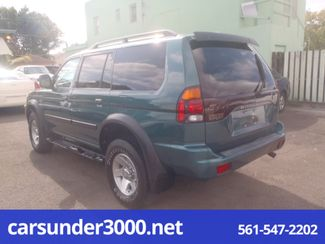 2003 Mitsubishi Montero Sport LS Lake Worth , Florida 1