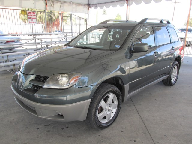 2003 Mitsubishi Outlander XLS This particular Vehicles true mileage is unknown TMU Please call