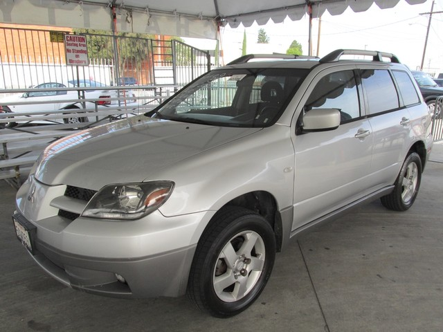 2003 Mitsubishi Outlander XLS Please call or e-mail to check availability All of our vehicles ar