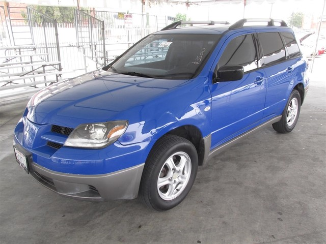2003 Mitsubishi Outlander LS Please call or e-mail to check availability All of our vehicles ar