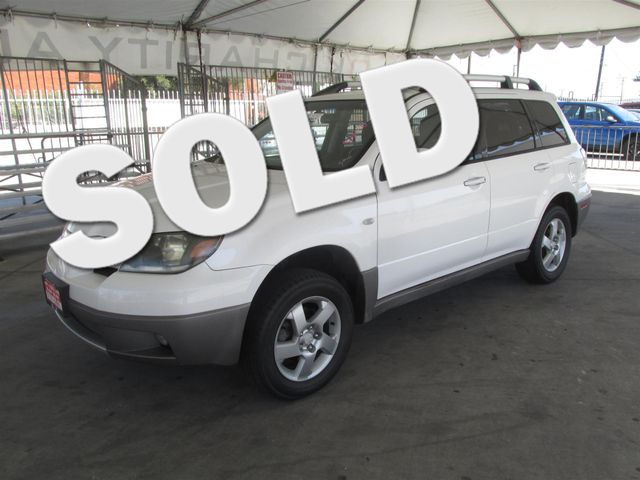 2003 Mitsubishi Outlander XLS Please call or e-mail to check availability All of our vehicles a