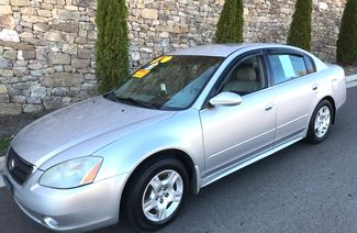2003 Nissan 2 Owner!! Buyb Yere Pay Here! Altima-LEATHER!! SL-CARMARTSOUTH.COM Knoxville, Tennessee 2