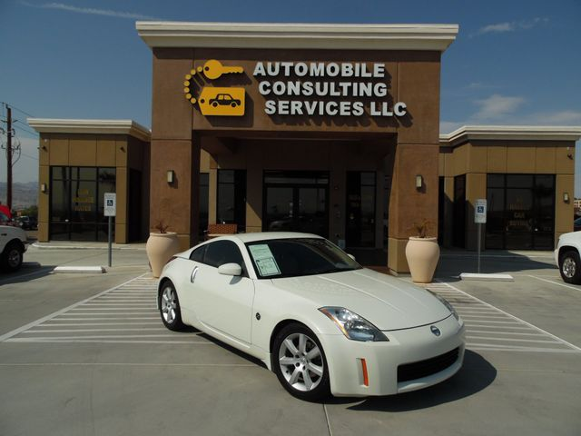 2003 Nissan 350Z Touring Bullhead City, Arizona 0