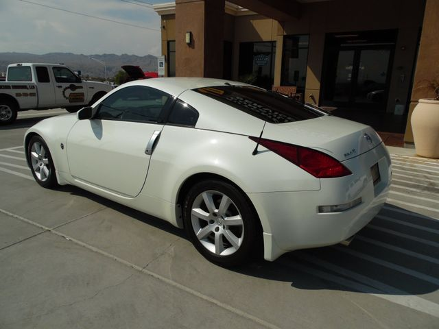 2003 Nissan 350Z Touring Bullhead City, Arizona 4