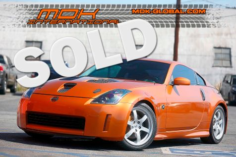 2003 Nissan 350Z Track - Brembo - Navigation - Manual in Los Angeles