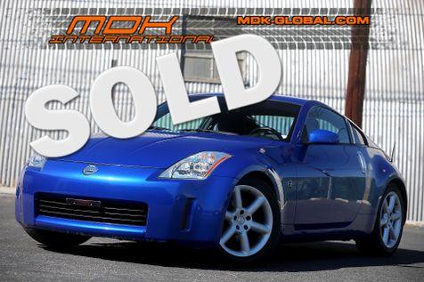 2003 Nissan 350Z - Manual - AEM intake / exhaust in Los Angeles