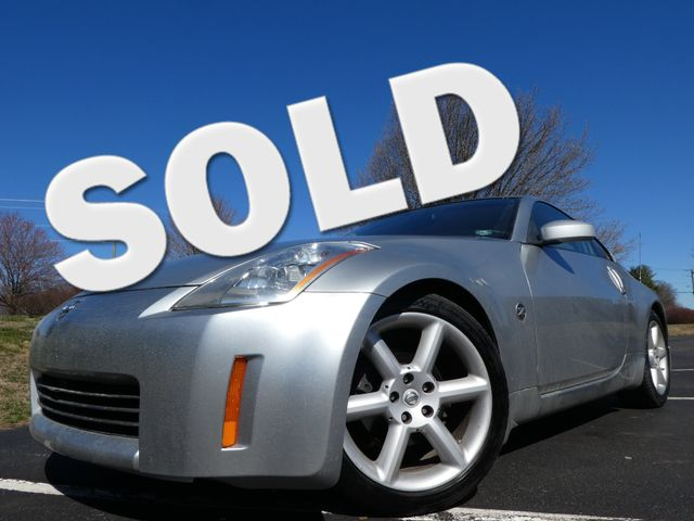 2003 Nissan 350Z Touring Leesburg, Virginia 0
