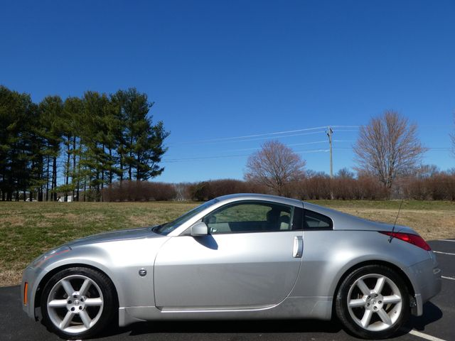 2003 Nissan 350Z Touring Leesburg, Virginia 5