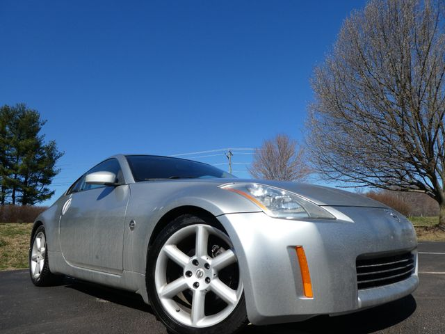 2003 Nissan 350Z Touring Leesburg, Virginia 1