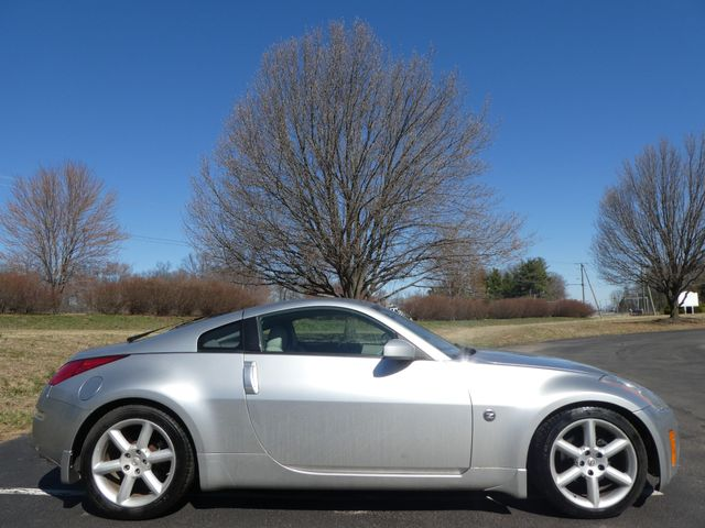 2003 Nissan 350Z Touring Leesburg, Virginia 4