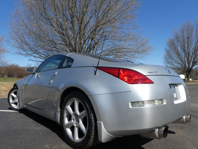 2003 Nissan 350Z Touring Leesburg, Virginia 3