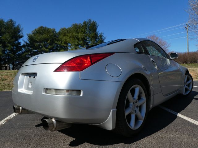 2003 Nissan 350Z Touring Leesburg, Virginia 2