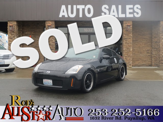 2003 Nissan 350Z Touring The CARFAX Buy Back Guarantee that comes with this vehicle means that you